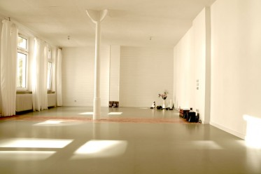 Yogaraum mieten in Berlin Kreuzberg