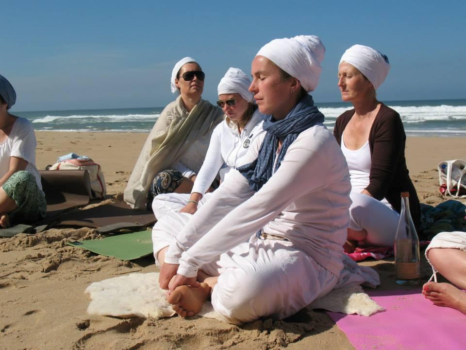Kundalini Yoga Lehrerinnen Ausbildung in Berlin Kreuzberg