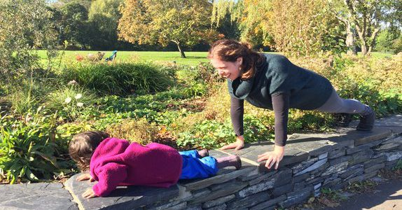 Post-natal and Core Yoga/Pilates with Alice (ENG./D.)
