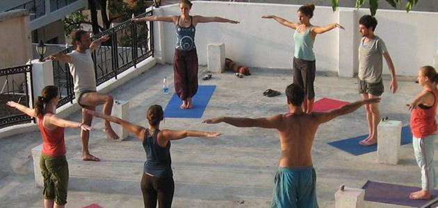 Prana Vinyasa Yoga