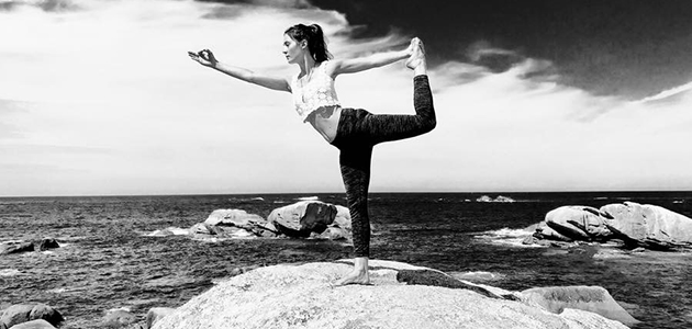 Yoga on Ambient Beats