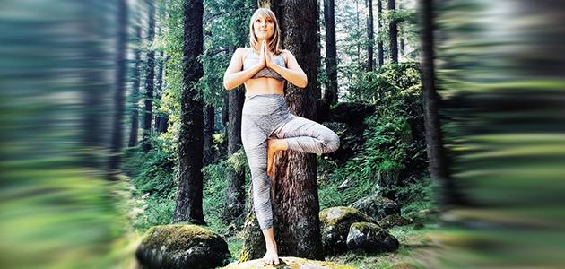 Hatha Flow Yoga - Berlin-Kreuzberg mit Gracy