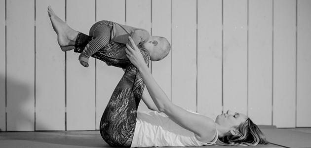 Yoga mit Baby // Postnatal Yoga