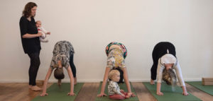 Post-natal Yoga - Restore your core in Berlin Kreuzberg