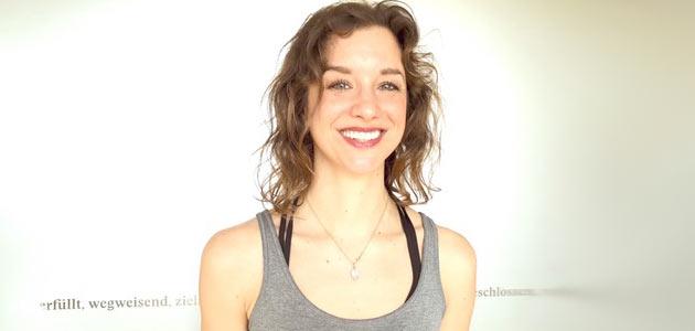 Julia - Yogalehrerin in Berlin-Kreuzberg
