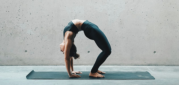Marina - Vinyasa Flow Yoga in Berlin Kreuzberg