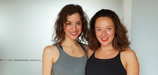 Yoga mit Kristina und Julia