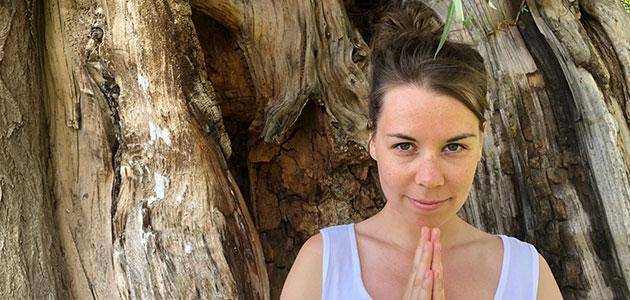 Yin Yang Yoga in Berlin-Kreuzberg mit Marlene