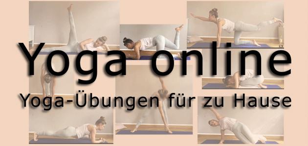 Yoga online: Yogakurse für zu Hause
